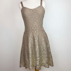 OMBRE FREE PEOPLE LACE DRESS SIZE MEDIUM